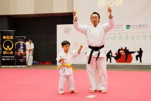 Leung ka on  Kowloon east dojo  chief coach